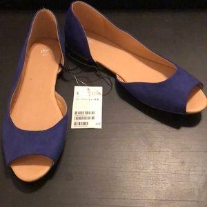 H&M Purple Flats *See Description*